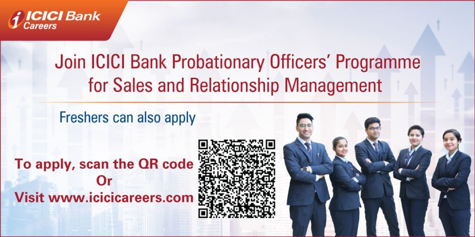 ICICI Bank: Careers